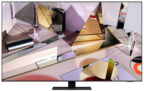 Телевизор QLED Samsung QE55Q700TAU 8K