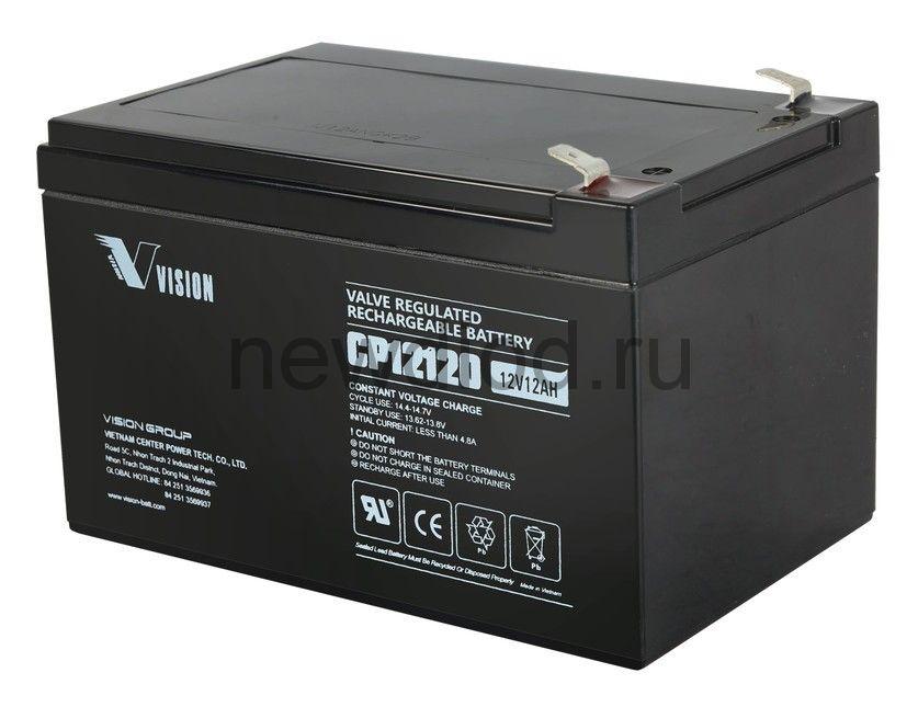 Аккумулятор CP12120 (12B/12Aч)