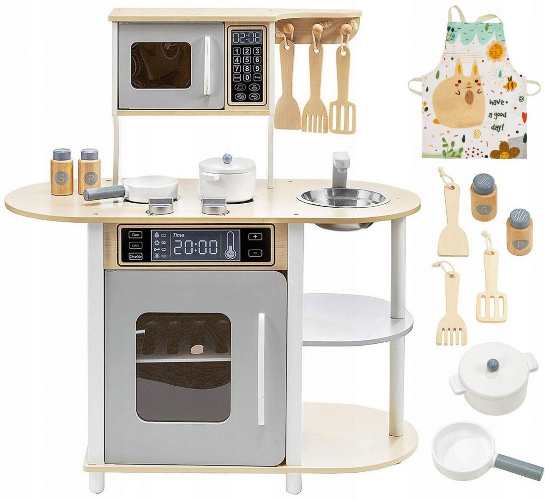 Детская деревянная кухня