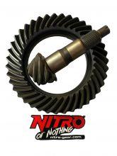 Главные пары Nitro Gear 4,63 и 5,13 для Nissan Safari/Patrol 60/61