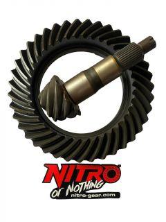 Главная пара Nitro Gear 4,63 и 5,13 для Nissan Safari/Patrol 60/61