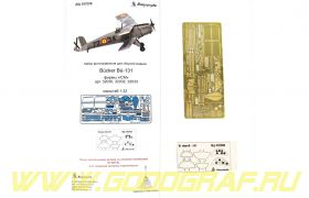 Bucker Bu-131 (ICM)