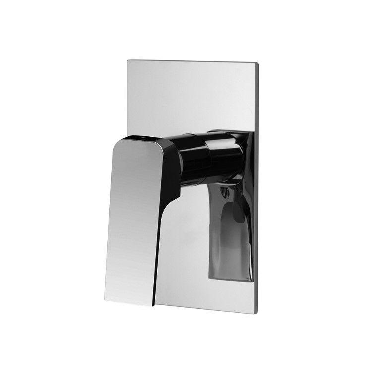 Прямоугольный смеситель в современном стиле Fima - carlo frattini Fit F3383/1 для душа ФОТО