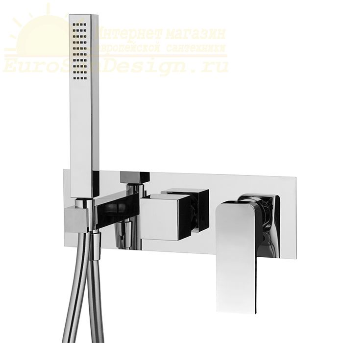 Смеситель для ванны/душа Fima - carlo frattini Fit F3399NX2