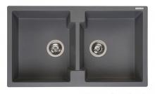 Мойка Reginox Amsterdam 20 R/U (860х500) Grey Silvery R31018