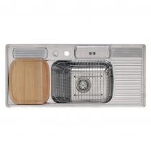 Мойка кухонная Reginox Ambassador R Lux (1105х500) 2144