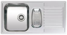 Мойка кухонная Reginox Centurio R15* (950х500) Lux реверсивная 43629