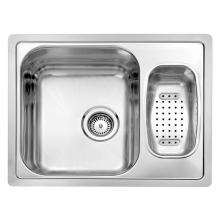 Мойка кухонная Reginox Admiral реверсивная R60 (615х490) Lux 42483