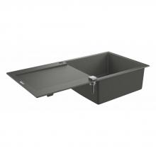 Мойка для кухни (1000 x 500) Grohe K500 31645 AT0 (31645AT0) серый гранит