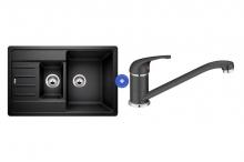 Комплект Blanco LEGRA 6 S Compact + DARAS 521302D2