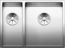 Кухонная мойка Blanco Claron 340/180-IF (чаша слева) 521608