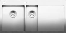 Кухонная мойка Blanco Claron 6 S-IF (чаша слева) 521646