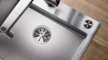 Кухонная мойка Blanco Claron 400-IF/A Durinox 523392