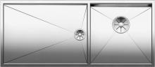 Кухонная мойка Blanco Zerox 400/550-T-IF (чаша справа) 521604