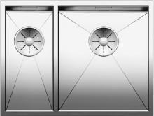 Кухонная мойка Blanco Zerox 340/180-IF (чаша справа) 521612