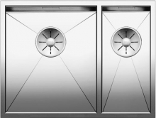 Кухонная мойка Blanco Zerox 340/180-IF (чаша слева) 521611