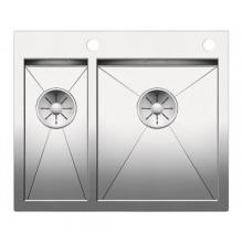 Кухонная мойка Blanco Zerox 340/180-IF/A 521642