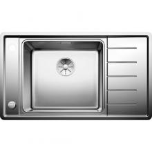 Кухонная мойка Blanco Andano XL 6 S-IF Compact (чаша справа)  523001