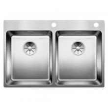 Кухонная мойка Blanco Andano 340/340-IF/A 522997