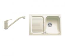 Комплект Blanco CLASSIC 45 S + DARAS 521311D2