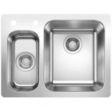 Кухонная мойка Blanco Supra 340/180-IF/A 523367