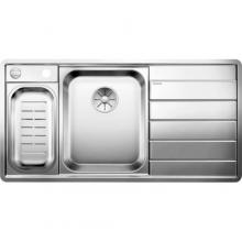 Кухонная мойка Blanco Axis III 6 S-IF (чаша справа) 522104
