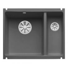 Кухонная мойка Blanco Subline 350/150-U Ceramic 523746