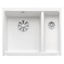 Кухонная мойка Blanco Subline 350/150-U Ceramic 523741