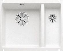 Кухонная мойка Blanco Subline 350/150-U Ceramic 514522
