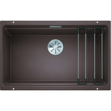 Кухонная мойка Blanco Etagon 700-U Silgranit 525176