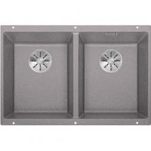 Кухонная мойка Blanco Subline 350/350-U 523576