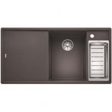 Кухонная мойка Blanco AXIA III 6 S-F Silgranit PuraDur 523490