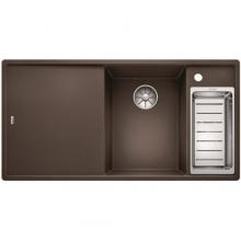 Кухонная мойка Blanco AXIA III 6 S-F Silgranit PuraDur 523488