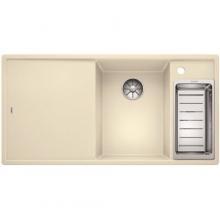 Кухонная мойка Blanco AXIA III 6 S-F Silgranit PuraDur 523487