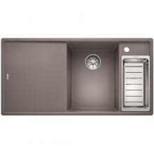 Кухонная мойка Blanco AXIA III 6 S-F Silgranit PuraDur 523485