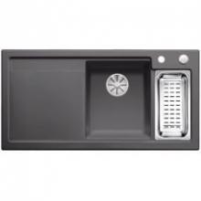 Кухонная мойка Blanco Axon II 6 S Ceramic PuraPlus (чаша слева) 524148
