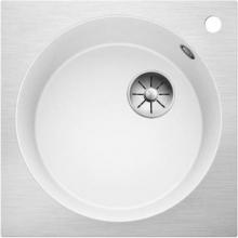 Кухонная мойка Blanco Artago 6-IF/A Silgranit PuraDur (белый), 521767