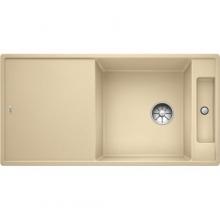 Кухонная мойка Blanco Axia III XL 6 S (шампань), 523516