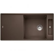 Кухонная мойка Blanco Axia III XL 6 S (кофе), 523509