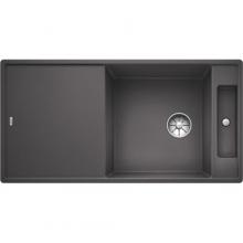 Кухонная мойка Blanco Axia III XL 6 S (темная скала), 523501