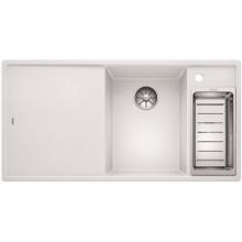 Кухонная мойка Blanco Axia III 6 S чаша слева (белый), 524657