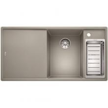 Кухонная мойка Blanco Axia III 6 S чаша слева (жемчужный), 524646