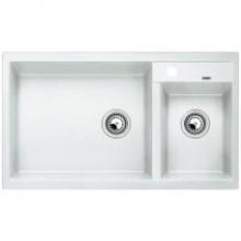 Мойка кухонная Blanco Metra 9 Silgranit PuraDur (белый), 513269