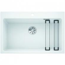 Мойка кухонная Blanco Etagon 8 Silgranit PuraDur (белый), 525191
