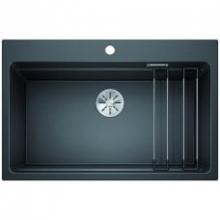 Мойка кухонная Blanco Etagon 8 Silgranit PuraDur (антрацит), 525187