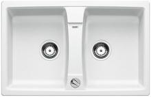 Мойка кухонная Blanco Lexa 8 Silgranit PuraDur (белый), 524964
