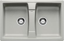 Мойка кухонная Blanco Lexa 8 Silgranit PuraDur (жемчужный), 524963
