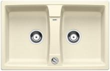 Мойка кухонная Blanco Lexa 8 Silgranit PuraDur (жасмин), 524965