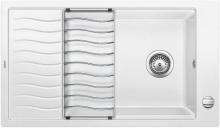 Мойка кухонная Blanco Elon XL 8 S Silgranit PuraDur (белый), 524864