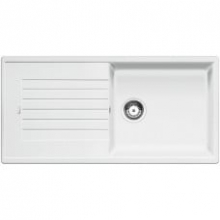 Мойка кухонная Blanco Zia XL 6 S Silgranit PuraDur (белый), 517571